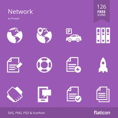 network free icons pack