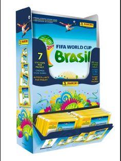 Panini 2014 Fifa World Cup Brazil – Soccer Cards, Fifa World Cup, Trading Cards, Card Games, Brazil, Packing, Album, Stickers, Fun