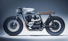 Honda CB1100 by French designer Dimitri Bez