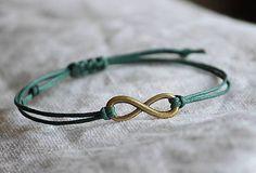 malystrom / náramok Infinity, Boho, Bracelets, Jewelry, Fashion, Bangles, Jewellery Making, Moda, Infinite