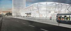ZSC Lions Arena, Zürich / Grüter Strässle Architekten GmbH