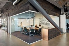 Dropbox HQ in San Francisco, CA Interior Office Design