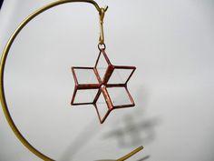 Nietypowa Gwiazda 3D - GlassWoodMe - Dekoracje okienne