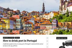 Porto Tourism - Official Portal - Visitar - Community
