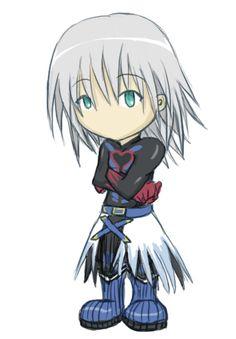 Riku sketch by ~bagsybabe on deviantART