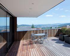 EFH im Kanton Aargau - KOST Kanton, Deck, Patio, Outdoor Decor, Home Decor, Ground Floor, Detached House, Garden Tool Storage, Outdoor