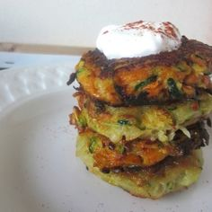 Zucchini & Sweet Potato Pancakes | Tasty Kitchen: A Happy Recipe Community!