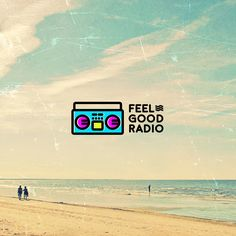 Feel Good Radio Logo Design
