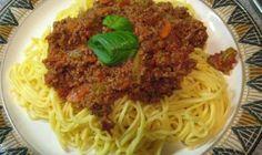 Spaghetti Bolognese | Olasz Receptek