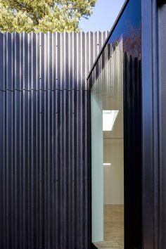 Estudios para Artistas, Aldeburgh, Inglaterra - Soup Architects - foto: Peter Cook