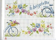 chaise toi et moi - Chantal Nyssen - Picasa Web Albums Cross Stitch Kitchen, Cross Stitch Books, Cross Stitch Rose, Cross Stitch Borders, Cross Stitch Flowers, Cross Stitch Charts, Cross Stitching, Cross Stitch Embroidery, Embroidery Patterns