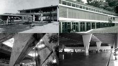 Galeria de Clássicos da Arquitetura: Quatro edifícios para esporte e lazer - 1