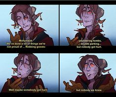 """krad on Twitter: """"mollymauk is a babe. #criticalrole… """""""