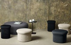 Doko by Keilhauer: Pull Up a Pouf - 3rings