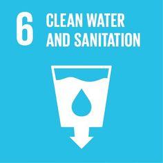Clean water and sanitation http://www.un.org/sustainabledevelopment/sustainable-development-goals/