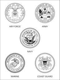 USA Army Flag Coloring Page... You have all the USA armed forces ...