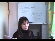 Curso de Japonês - Aula 13 - Satomi Sensei