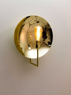 d59ac5135b6 Aplique de pared parábola metal con brazo con portalámparas E-27  Iluminación Con Apliques