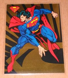 The Return of Superman Foil Card SP1 EX