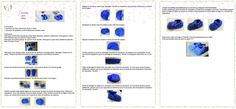 Fiche tutoriel chaussons pour bébé Baby Couture, Baby Slippers, Alaia, Sewing, Blog, Shopping, Buffet, Scrapbooking, Craft