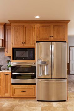 a built in oven with the microwave above appliance reviewsmicrowave cabinetkitchen - Built In Cabinets For Kitchen