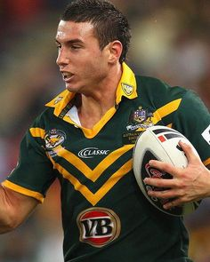 Darius Boyd- The squad of 18 to face New Zealand in the Anzac Test Rugby League, Kangaroos, New Zealand, Squad, Hero, Play, Face, Sports, Hs Sports
