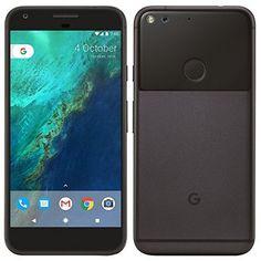 "PRODUCT : #GOOGLE 5.5"" #PIXEL XL PHONE FACTORY UNLOCKED 4G/LTE SMARTPHONE COLOUR : QUITE BLACK MEMORY : 128GB MODEL : GOOGLE PIXEL XL PART NO : G-2PW2200 SIMCARD..."