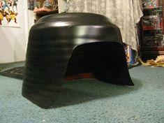 DIY Dark Helmet's Helmet