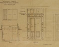 Fondo Ernesto Basile / Architettura d'Archivio / Patrimonio / Archivio storico della Camera dei deputati