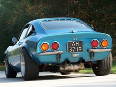 Opel GT, Venlo | Flickr - Photo Sharing!