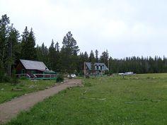Spirit Lake Lodge Utah by Ray Cunningham, via Flickr