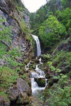 Wanderung durch die Wasserlochklamm Palfau - christine unterwegs Waterfall, Outdoor, National Forest, Explore, Vacation, Outdoors, Waterfalls, Outdoor Games, The Great Outdoors