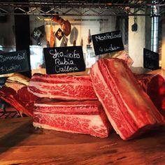 #RUBIA #shortrib #carcasse #dierendonck #butcher