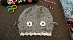 Sharky baby boy beanie!!! by Zues!