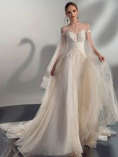 Dream Wedding Dresses, Bridal Dresses, Wedding Gowns, European Wedding Dresses, Ball Dresses, Ball Gowns, Fantasy Gowns, Fairytale Dress, Wedding Attire