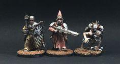 Jaenz – Mercenary by JRN, Pilgrym