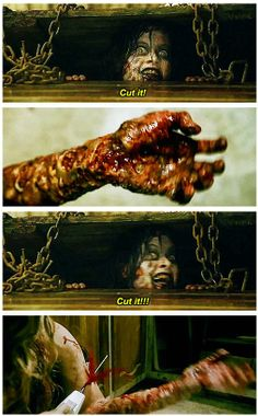 Horror Movies - The Evil Dead   <333!