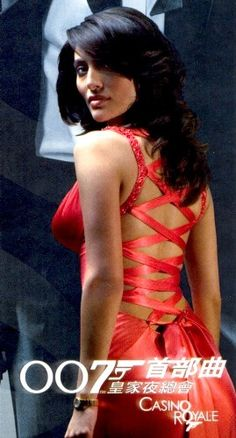 This is the dress I have wanted since Casino Royale came out