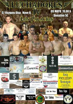 Luchadores IV