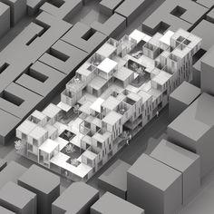 Prefabricating void, Dioinno Architecture
