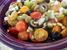 Cherry Tomato Salad Recipe - Food.com: Food.com: Food.com