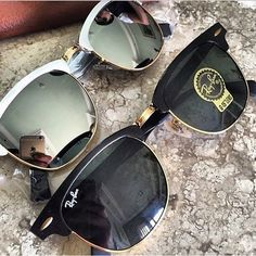 Ray Ban Clubmaster Sunglasses Only $14.99 #Ray #Ban #Clubmaster RB Clubmaster! 2015 Women Fashion Style From USA Glasses Online.