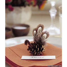 Festive Holiday Crafts with Pinecones