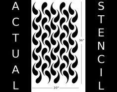 Risultati immagini per free geometric stencils Stencil Templates, Stencil Patterns, Stencil Art, Stencil Designs, Word Stencils, Wall Stenciling, Stencil Decor, Chainmail Patterns, Geometric Stencil