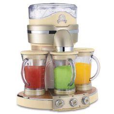 Small Kitchen Appliances, Kitchen Gadgets, Kitchen Stuff, Cooking Gadgets, Kitchen Utensils, Kitchen Dining, Kitchen Ideas, Stir Crazy Popcorn, Slush Maker