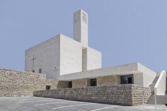 Imagen 1 de 21 de la galería de Iglesia St. Elie / Maroun Lahoud. Cortesía de Maroun Lahoud