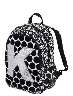 Polka Dot Initial Backpack | Girls Backpacks & School Supplies Accessories | Shop Justice