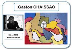 Gaston Chaissac - Portrait d'artiste