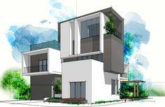 Sketch & Design by SBASPECTRA Architects at Coroflot.com
