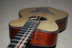 Stefen Sobel archtop acoustic guitar